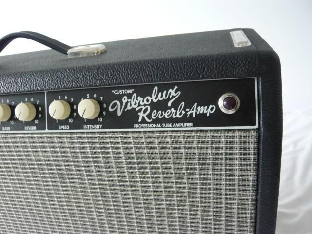 Fender Pro Tube Custom Vibrolux Reverb  (4431)