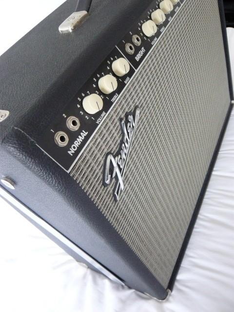 Fender Pro Tube Custom Vibrolux Reverb  (71517)