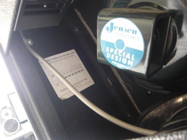 Fender Pro Tube Custom Vibrolux Reverb  (65243)