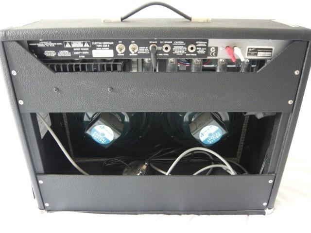 Fender Pro Tube Custom Vibrolux Reverb  (20586)
