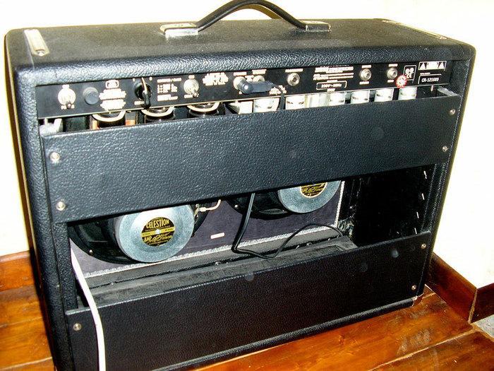 pro sonic fender amp dating