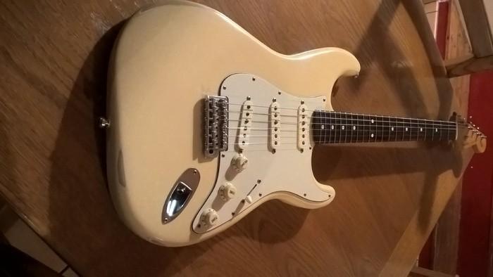 Fender Road Worn '60s Stratocaster (86414)