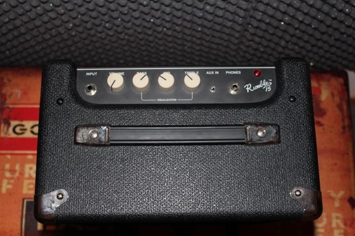 Fender Rumble 15 V3 (56943)