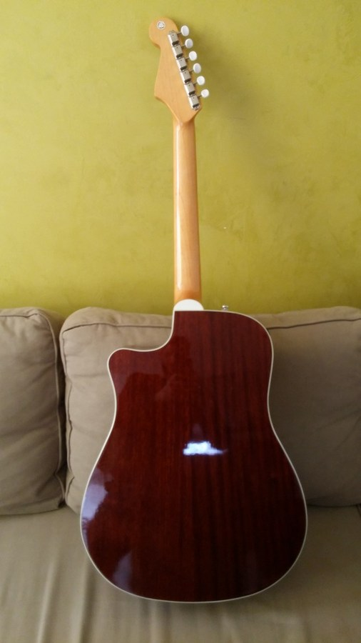 Fender Sonoran SCE '67 Limited Acoustic-Electric Guitar ...