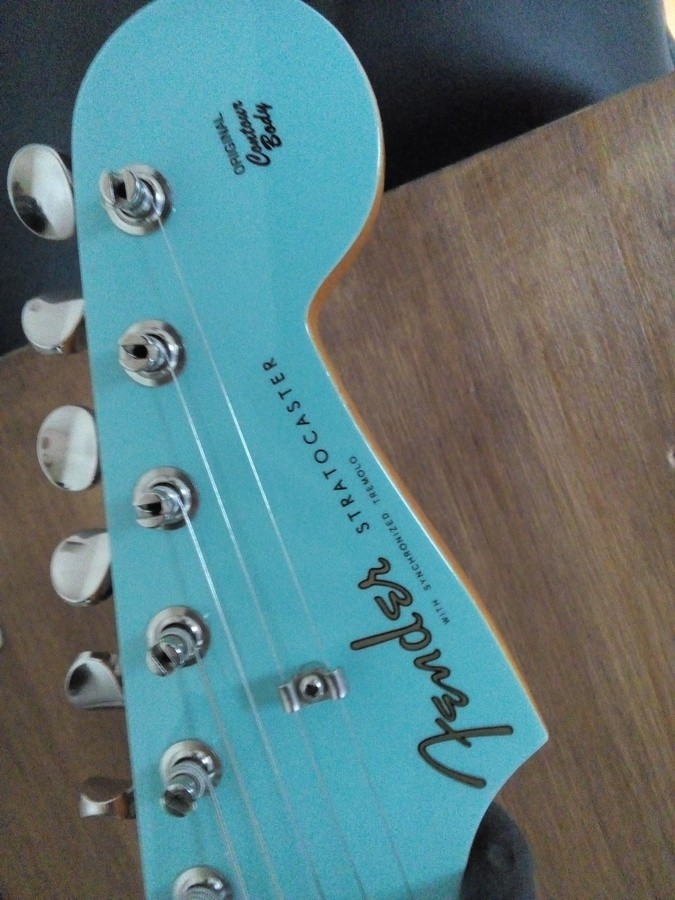 Fender Special Edition '60s Stratocaster Lacquer (99827)