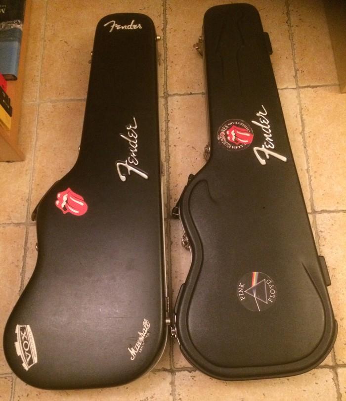 Fender Standard Molded Case (42049)