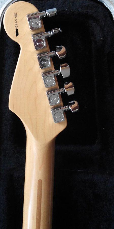 Fender Stratocaster   USA (5)