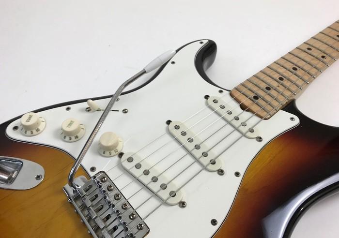 Fender Standard Stratocaster LH [1990-2005] (75200)