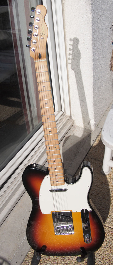 Fender Standard Telecaster [2009-Current] chris92400 images