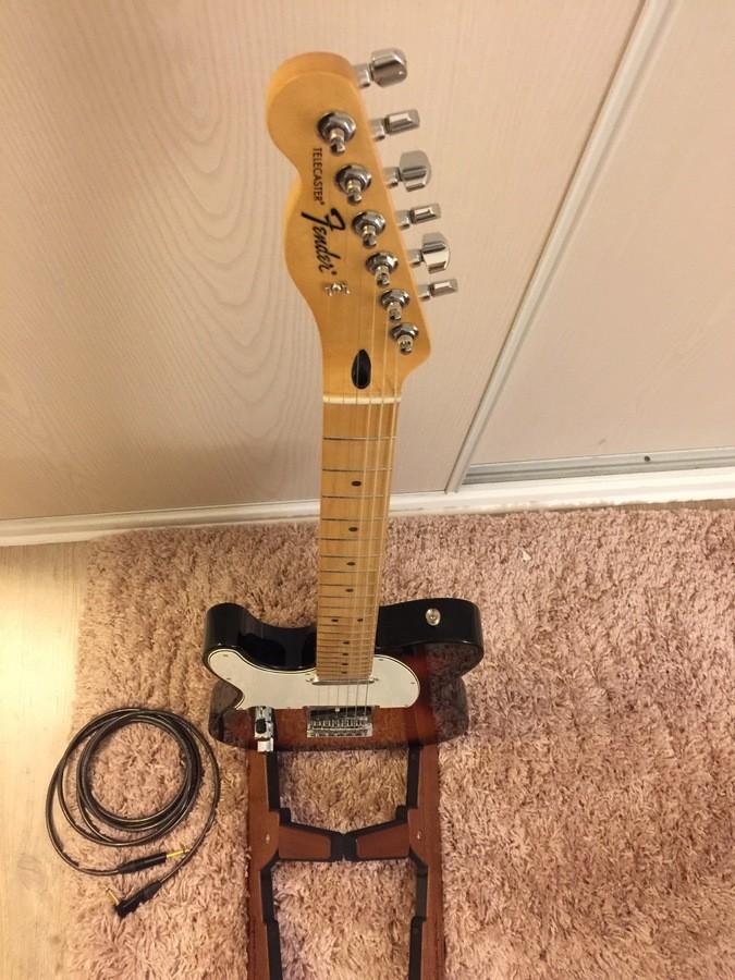 Fender Standard Telecaster LH [2009-Current] (16904)