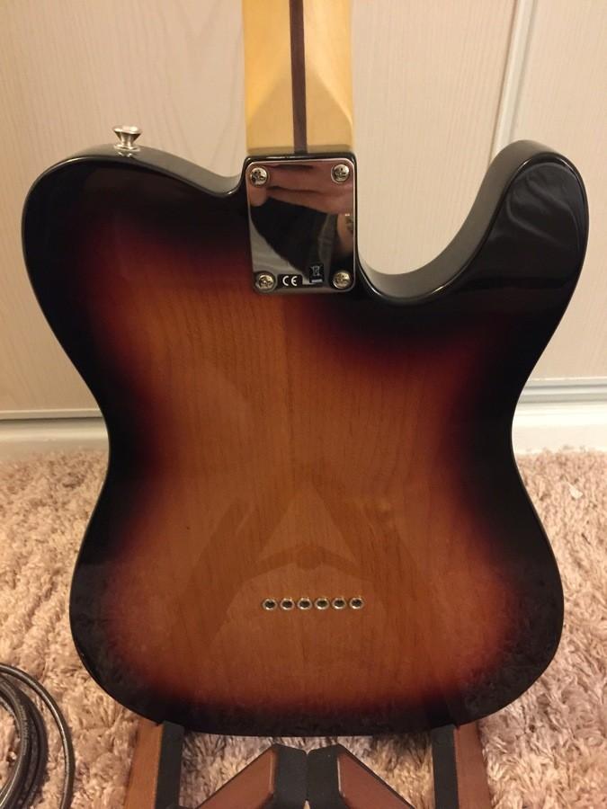 Fender Standard Telecaster LH [2009-Current] (4614)