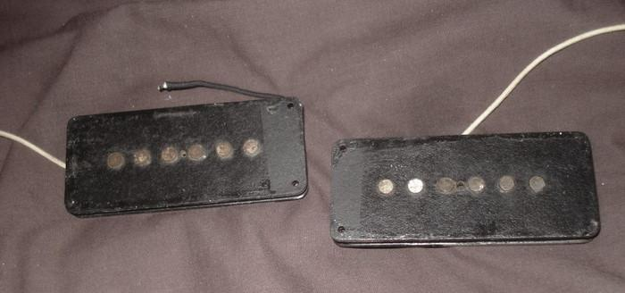 Fender Stratocaster Pickups Laurent.A images