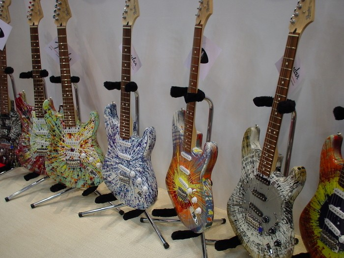 Fender HANABI Stratocasters