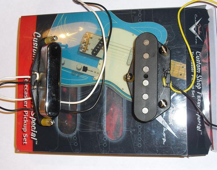 fender texas special tele pickups image 177731 audiofanzine. Black Bedroom Furniture Sets. Home Design Ideas