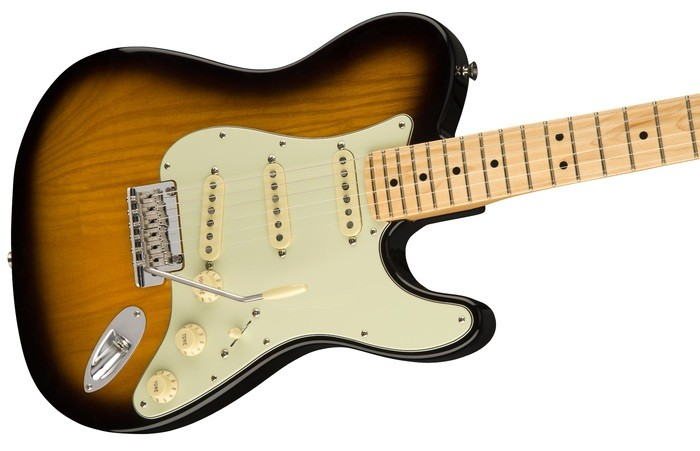 Limited Edition Strat Tele Hybrid, 2 Color Sunburst 2