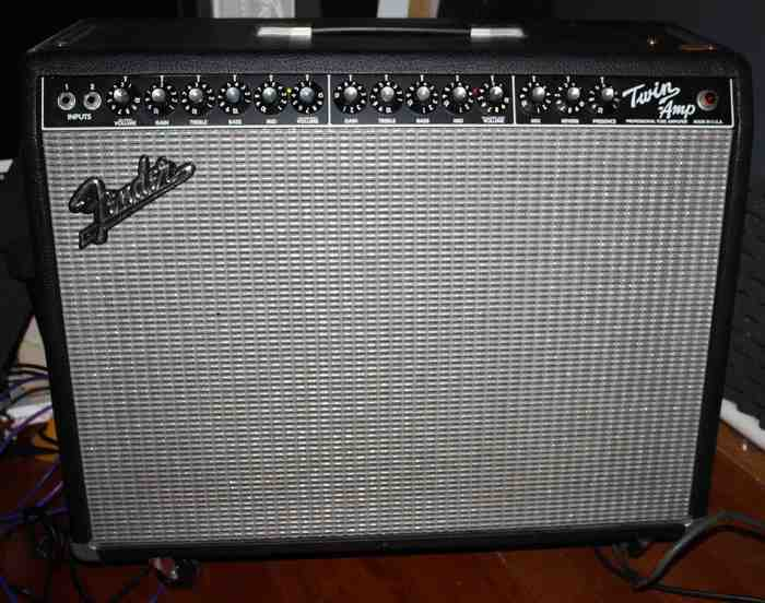 fender twin amp 2002 2010 470085