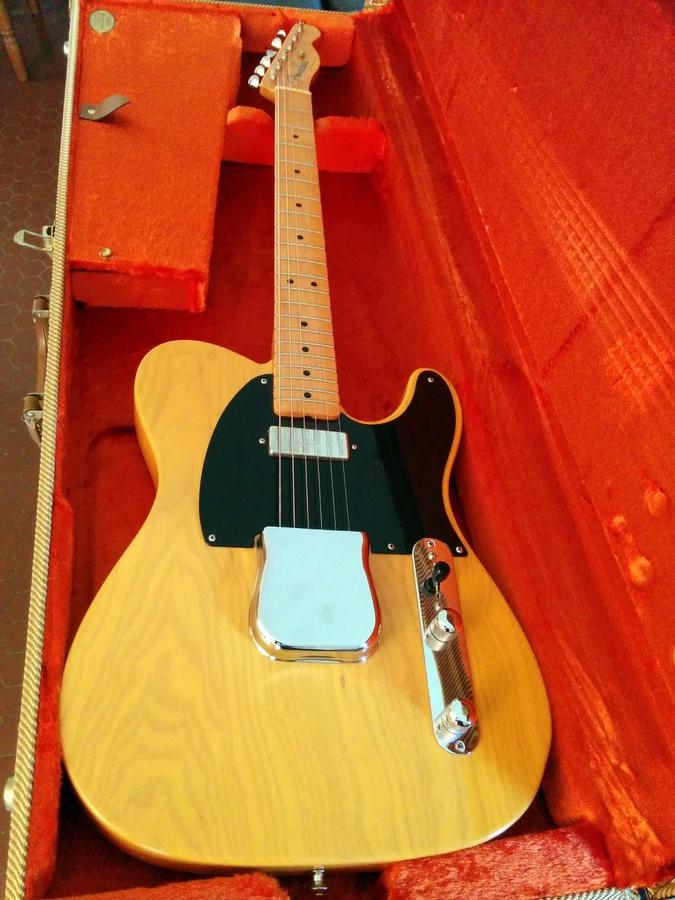 Fender vintage hot rod 52