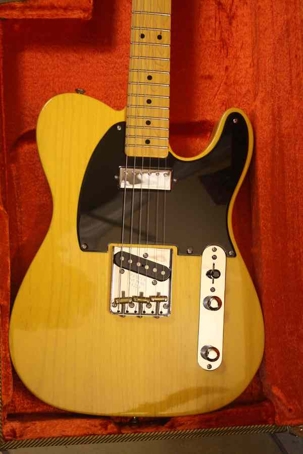 Unterschiede Fender American Vintage 52 & Vintage Hot Rod