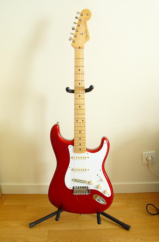Vintage Hot Rod 57 Stratocaster Review