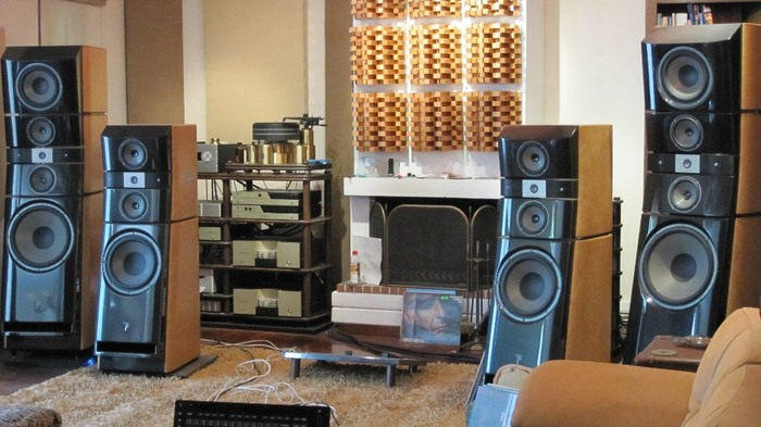 photo focal grande utopia be 613382 audiofanzine. Black Bedroom Furniture Sets. Home Design Ideas