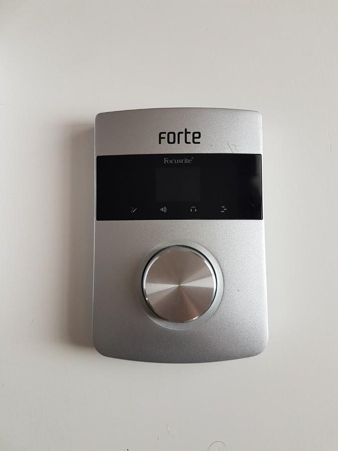 Focusrite Forte (87646)