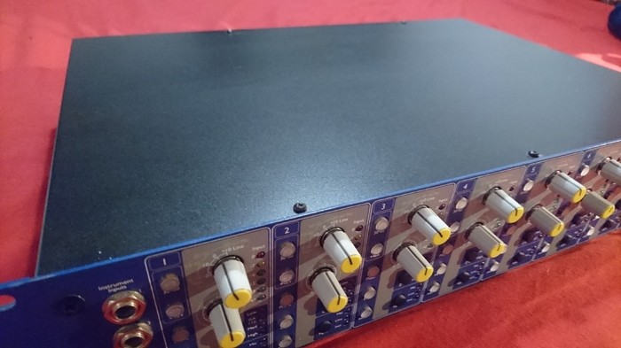 Focusrite ISA 828 (81411)