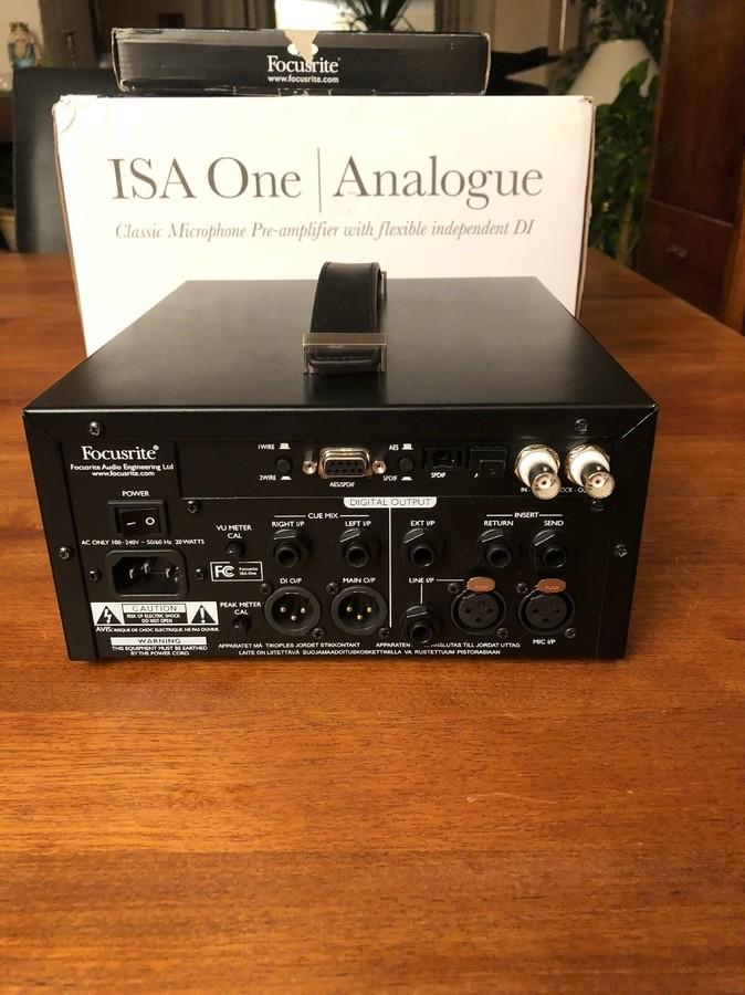 Focusrite ISA One Digital (34637)