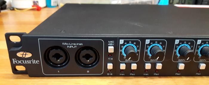 Focusrite OctoPre MkII (24249)