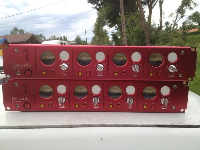 Focusrite Red 1 Quad Mic-Pre (55146)