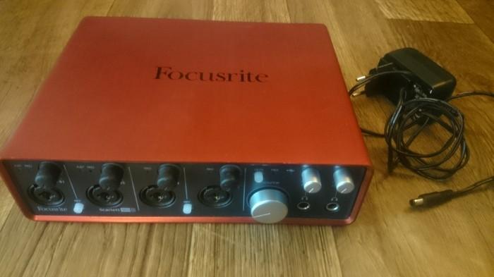 Focusrite Scarlett 18i8 (58206)