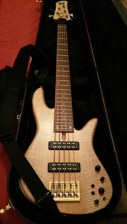 Fodera Guitars Emperor 5 Standard (27589)
