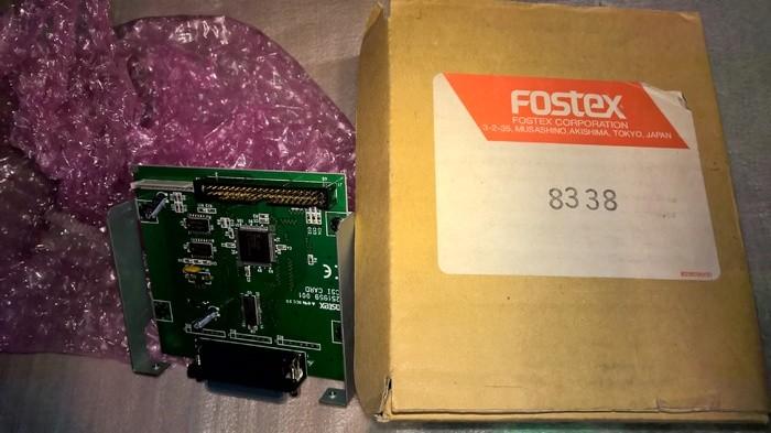 Fostex D90 (89877)