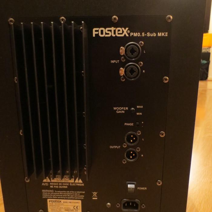 Fostex PM0.5-Sub mkII (28895)