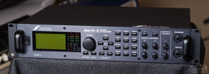 Fractal Audio Systems Axe-Fx II thomas.dinoto images