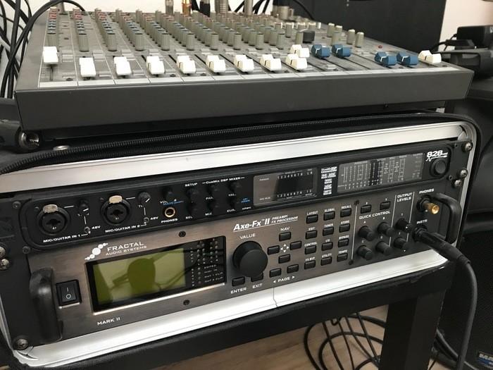 Fractal Audio Systems Axe-Fx II (15095)