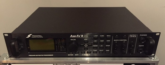 Fractal Audio Systems Axe-Fx II XL (38057)