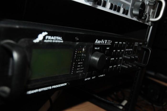 Fractal Audio Systems Axe-Fx II XL (77966)