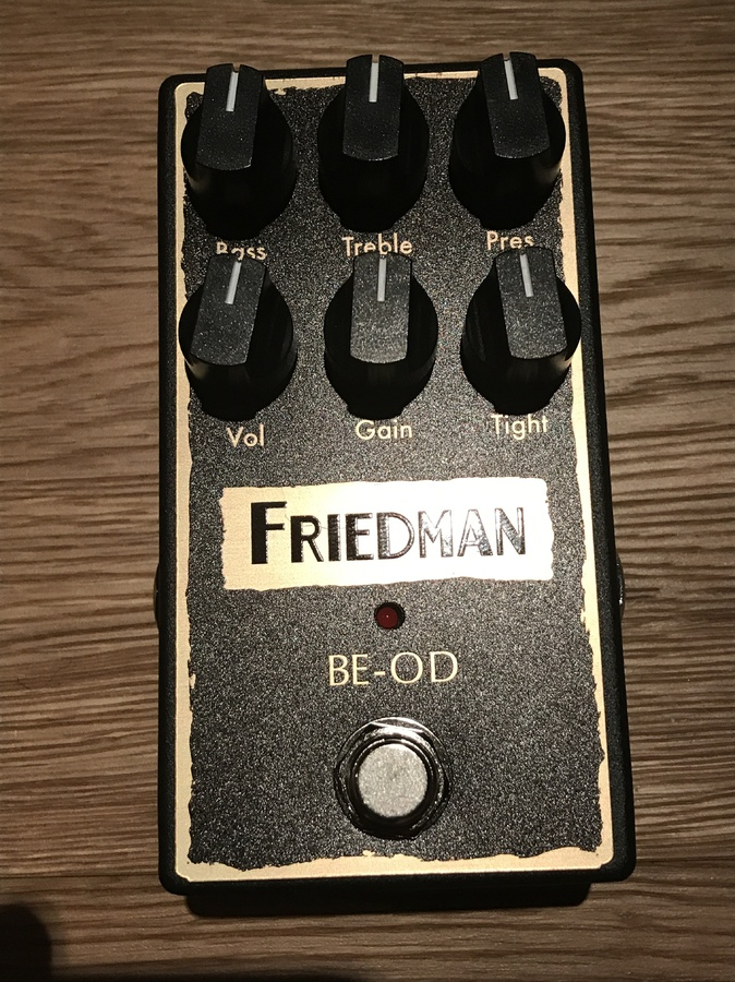 friedman amplification be od image 1778013 audiofanzine. Black Bedroom Furniture Sets. Home Design Ideas