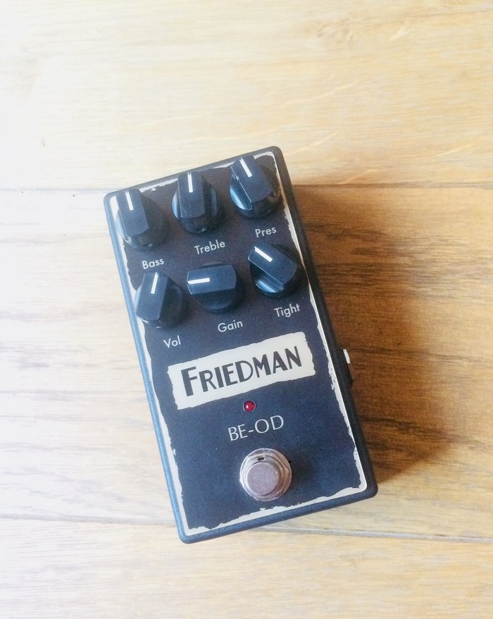 Friedman Amplification BE-OD (53964)