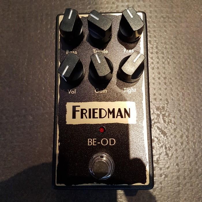 Friedman Amplification BE-OD (83195)