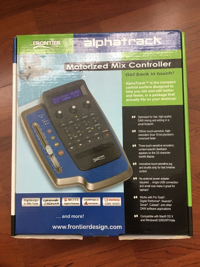 Frontier Design Group AlphaTrack (62360)