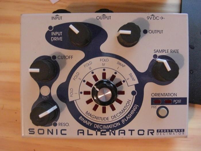 Frostwave Sonic Alienator (59572)