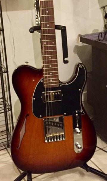 G&L Tribute ASAT Classic Bluesboy Semi-Hollow (91983)