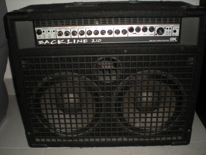 Gallien Krueger Backline 210 Neon Messiah images
