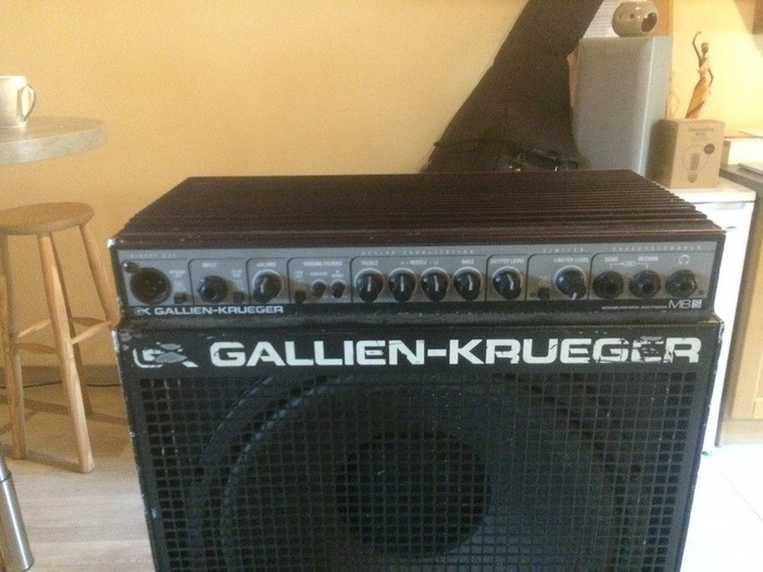 Gallien Krueger MB150S/112 (97422)