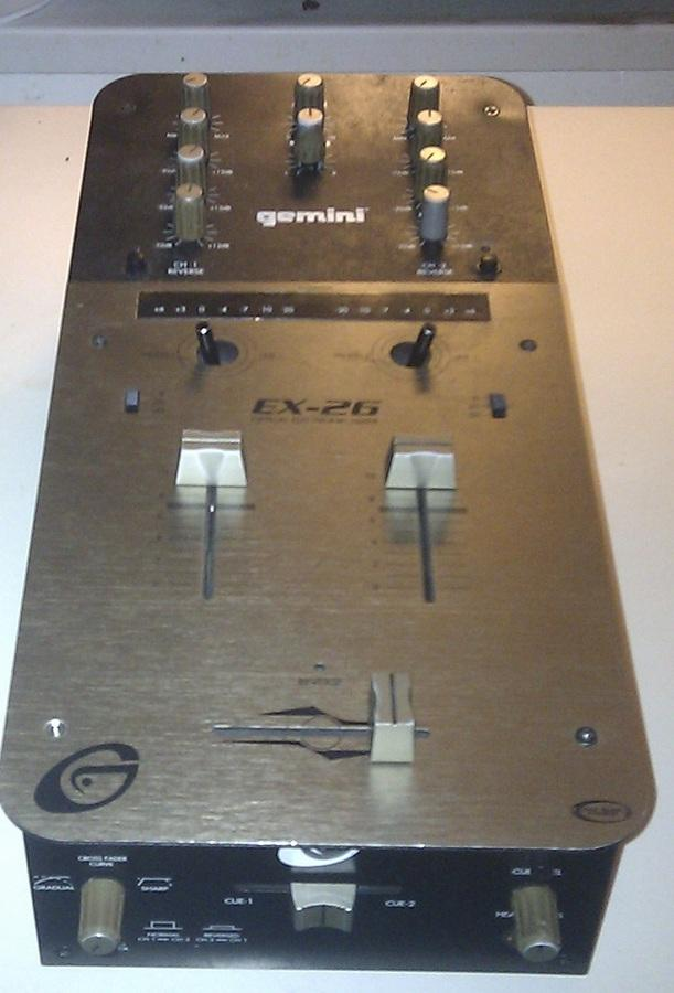 Gemini DJ XL-500 II zeusoxygen images