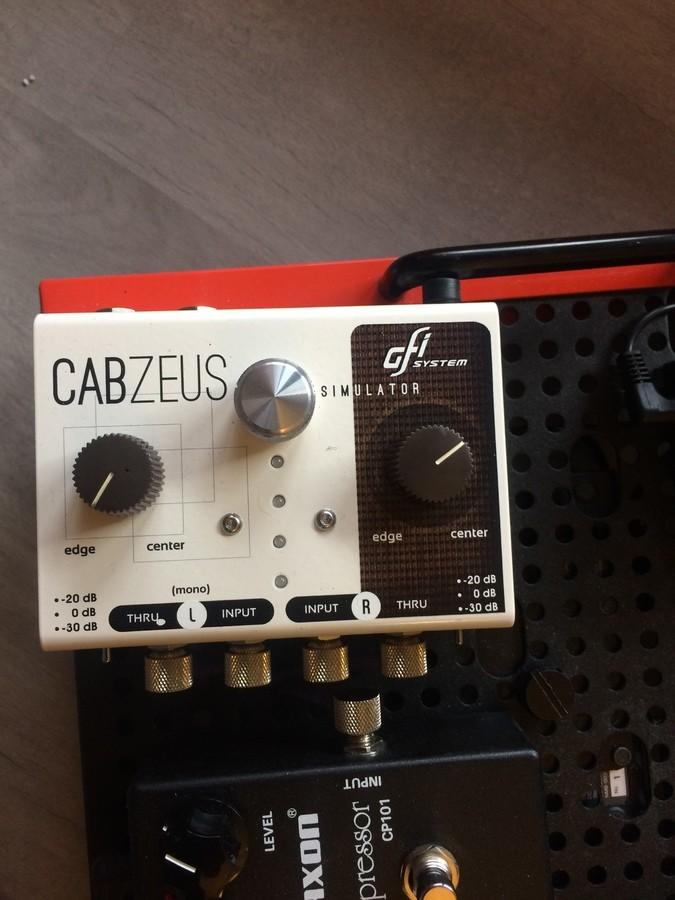 GFI System Cabzeus (96530)