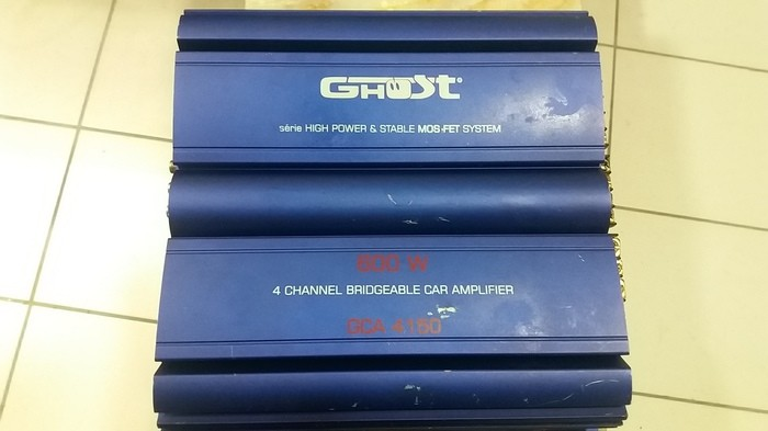 Ghost GCA 4150 (16005)