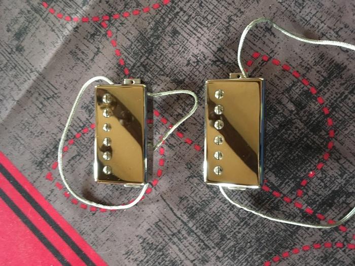 gibson burstbucker pro neck nickel cover image 1663552 audiofanzine. Black Bedroom Furniture Sets. Home Design Ideas