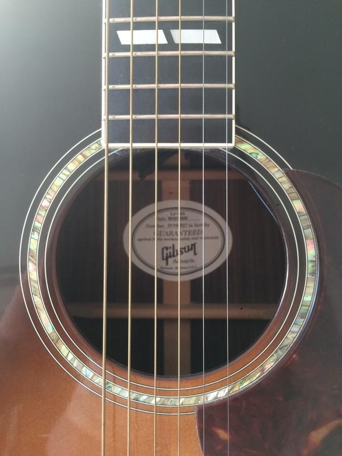 Gibson CJ-165 (14810)